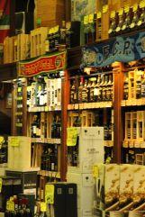 Weinhandlung unterhalb des Torre dos Clérigos