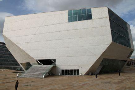 Konzerthalle Casa da Música