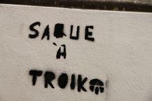 Die Troika ist allgegenwärtig