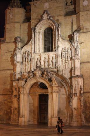 Tor der Igreja de Santa Cruz