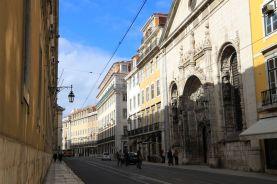 Baixa, Lissabon
