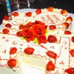 Torta rose