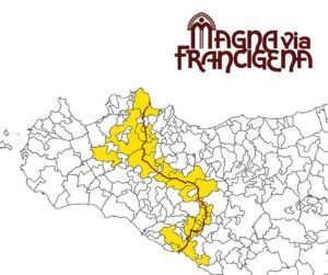 Magna Via Frangicena Percorso