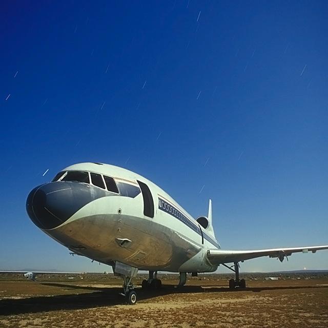 The Mojave Airport Boneyard Lost America