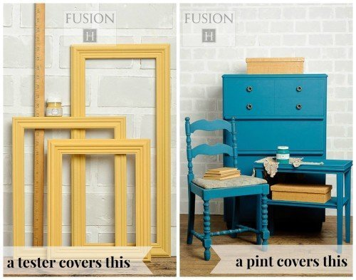 What is Fusion Mineral Paint | Lost & Found