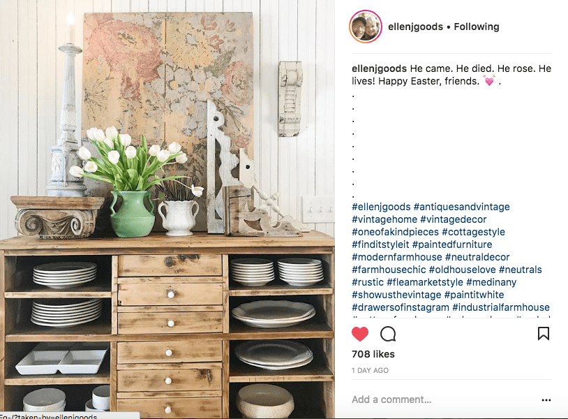 5 Instagram Accounts to Follow if You Love Vintage Decorating and Collecting