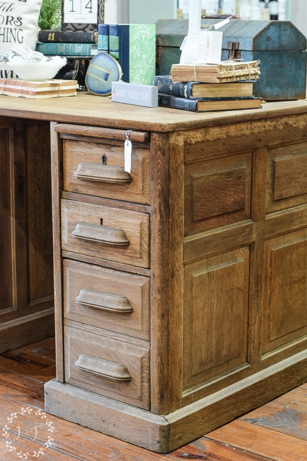 Antique-Oak-Paneled-Desk-2