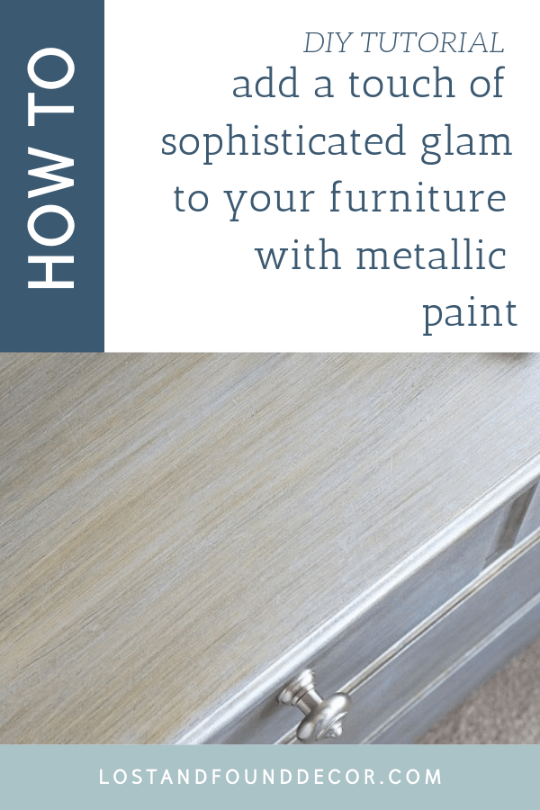 Layer The Metallics To Create A Multi Dimensional Finish