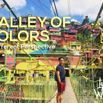Photo of valley of colors in baguio city