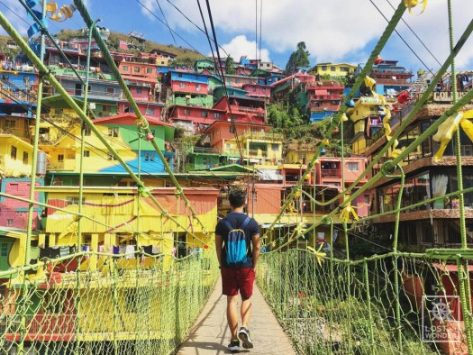 Photo of valley of colors - stobosa in Baguio city