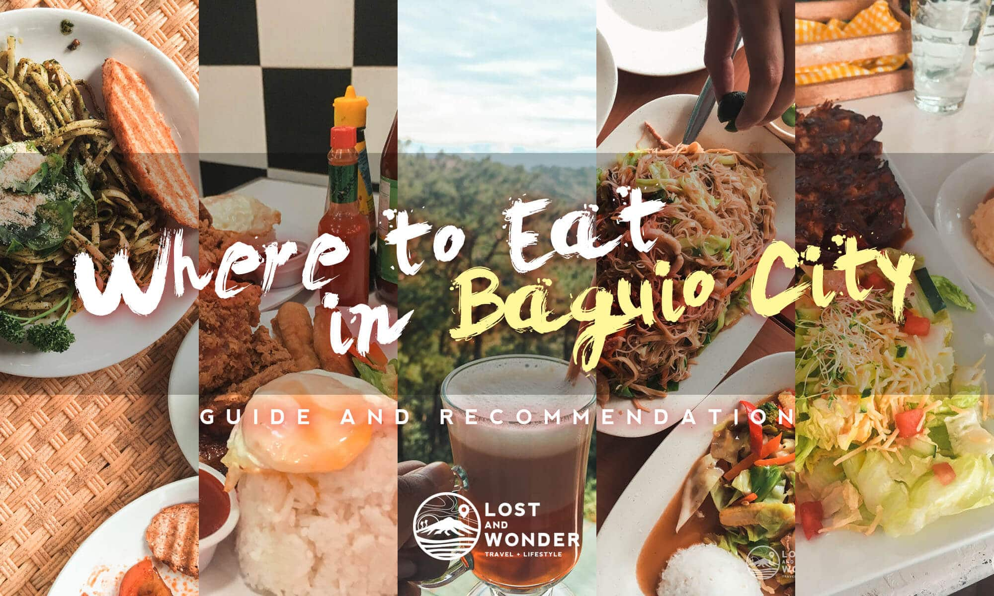 Photo Where to Eat in Baguio City