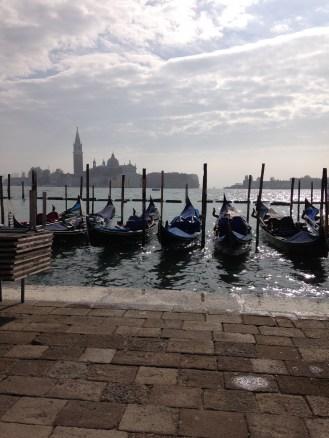 Italy-Venice-Gondola