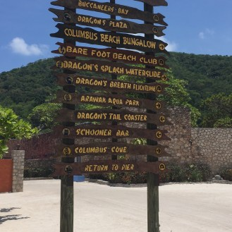 RoyalCaribbean-Oasis-Labadee-SignPost