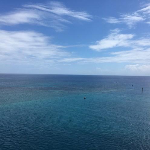 RoyalCaribbean-Oasis-Jamaica-Sea