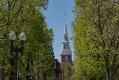 boston old north church
