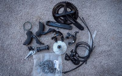Cycling Groupo Upgrade From Ultegra 6600 to 105 R7000