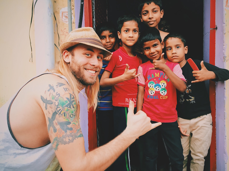 me-indian-children