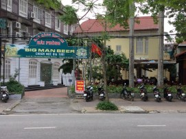 Big Man Restaurant and Micro Brewery