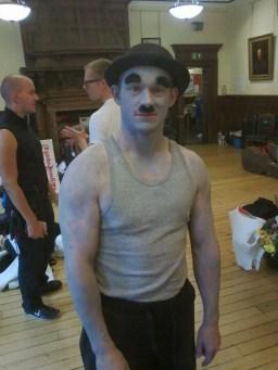 Charlie Chaplin at Mintfest