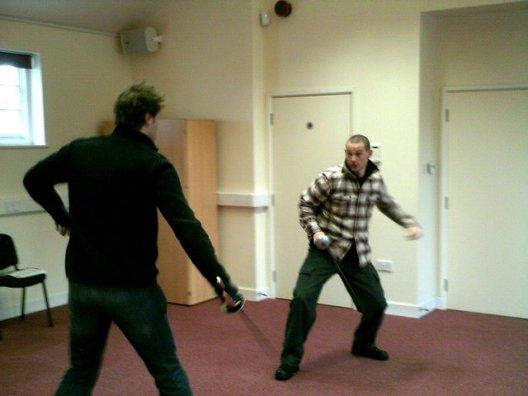combat training 2