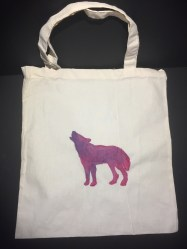 Wolf Paint - Pink Colour Way