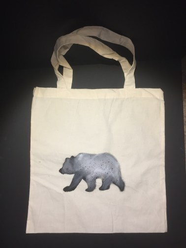 Bear - Grey Colour Way