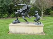 Alleyn statue