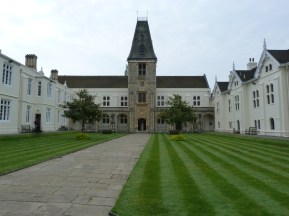 Almshouses, Chapel and Old College