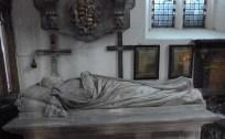 (Marsham-) Townshend crosses (Earl Sydney tomb below)