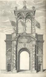 4 - the fourth arch on Whitefriars (theme of Plenty)