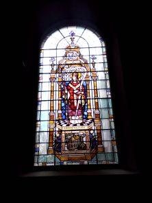 St Thomas window, St Magnus