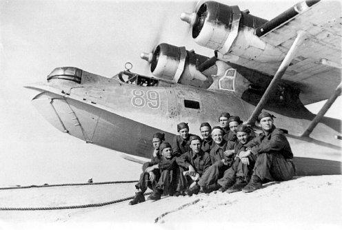 Soviet PBY