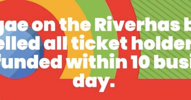 (UPDATED) Reggae on the River Has Been Canceled