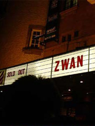 Zwan live, Shepherds Bush, London, 12.02.03