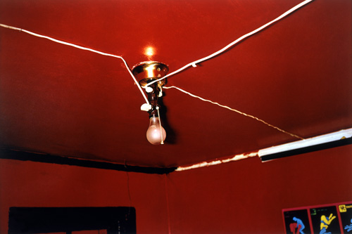 Greenwood, Mississippi 1973 (aka The Red Ceiling)