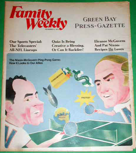 The contest, 1972