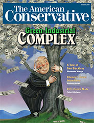 american conservative august 2009