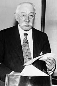 George Wickersham, 1930