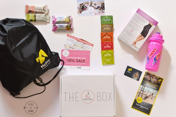 pinktrotters box sport