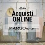 acquisti online su Mango Outlet