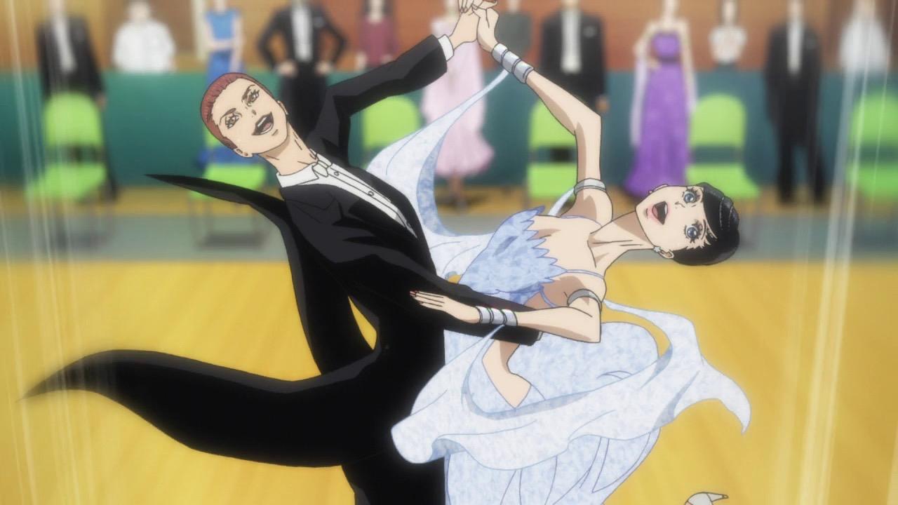Image result for ballroom e youkoso anime