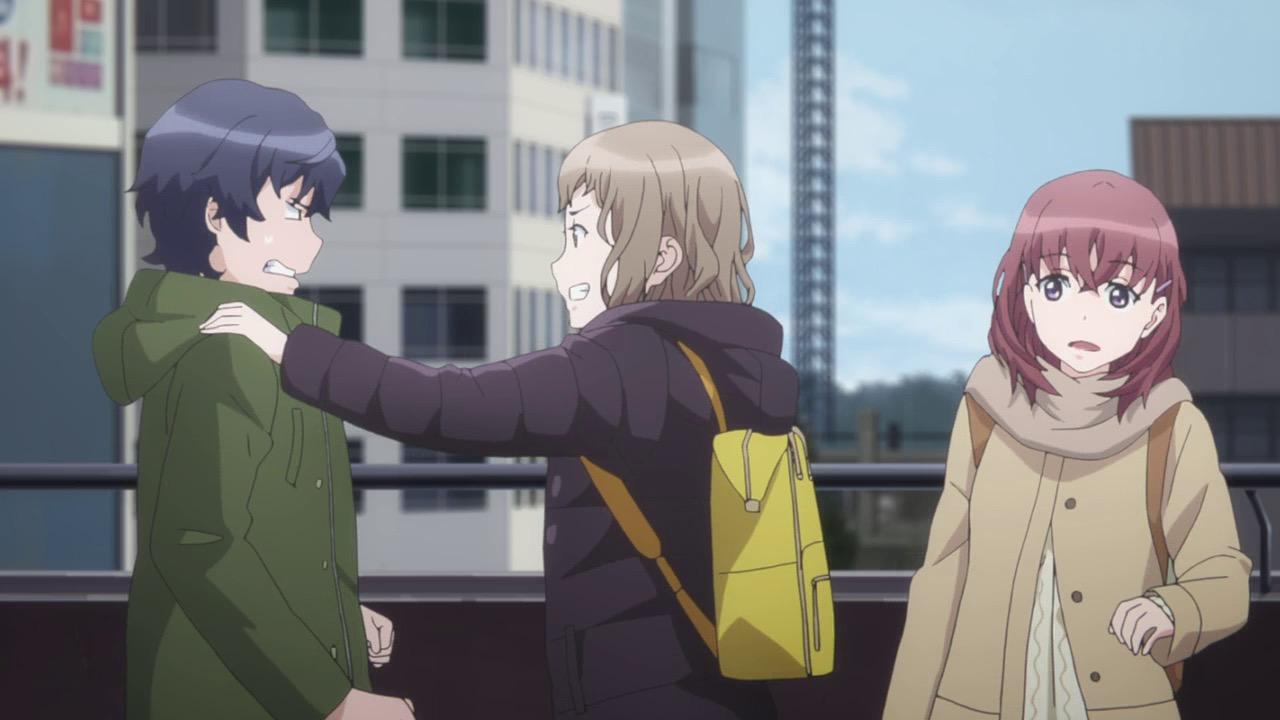 Resultado de imagem para just because anime