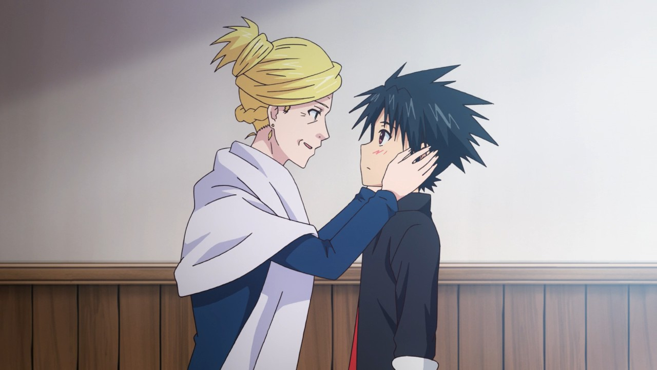 UQ Holder 10 Lost In Anime