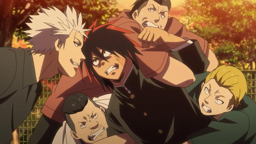 anime, preview, hinomaru zumou, takoyaki