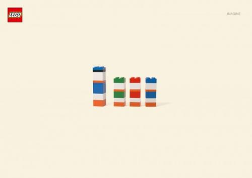 LEGO, L'imagination au pouvoir