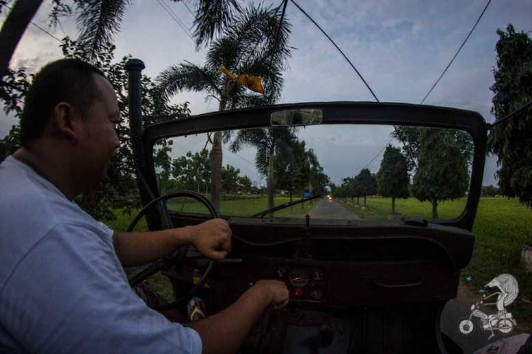 Sony's Jeep