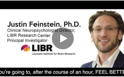 Anxiety & Floating LIBR Study Results Released!