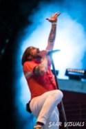 Billy Talent live at Lowlands - ph Saar de Graaf