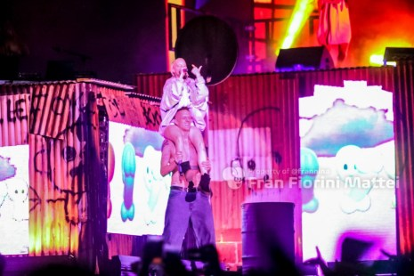 Die Antwoord, Frequency Festival 2018 - ph. Francesca Fiorini