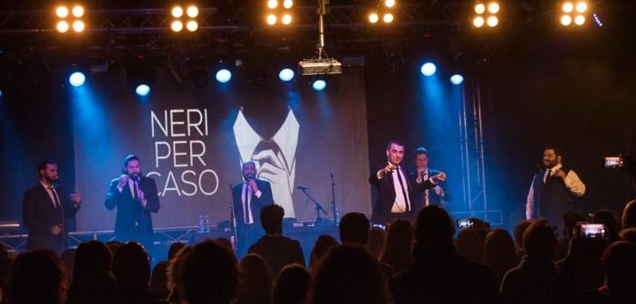 Photogallery: Neri per Caso, Campus Industry Music Parma,17.01.2020